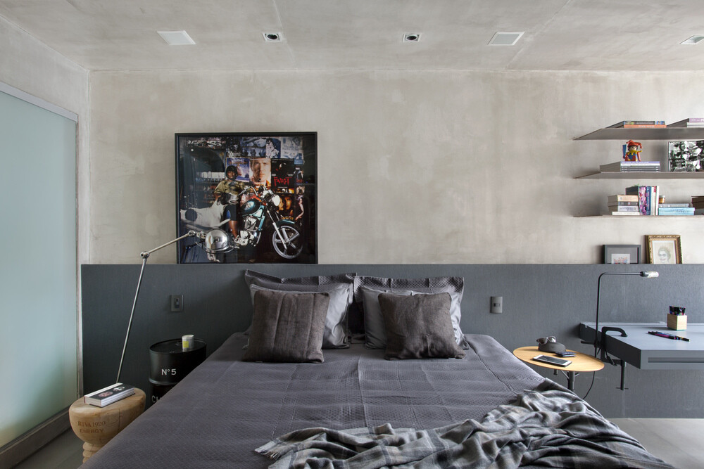 New York Style Apartment in Ipanema Automated and Controlled Via Ipad (5)