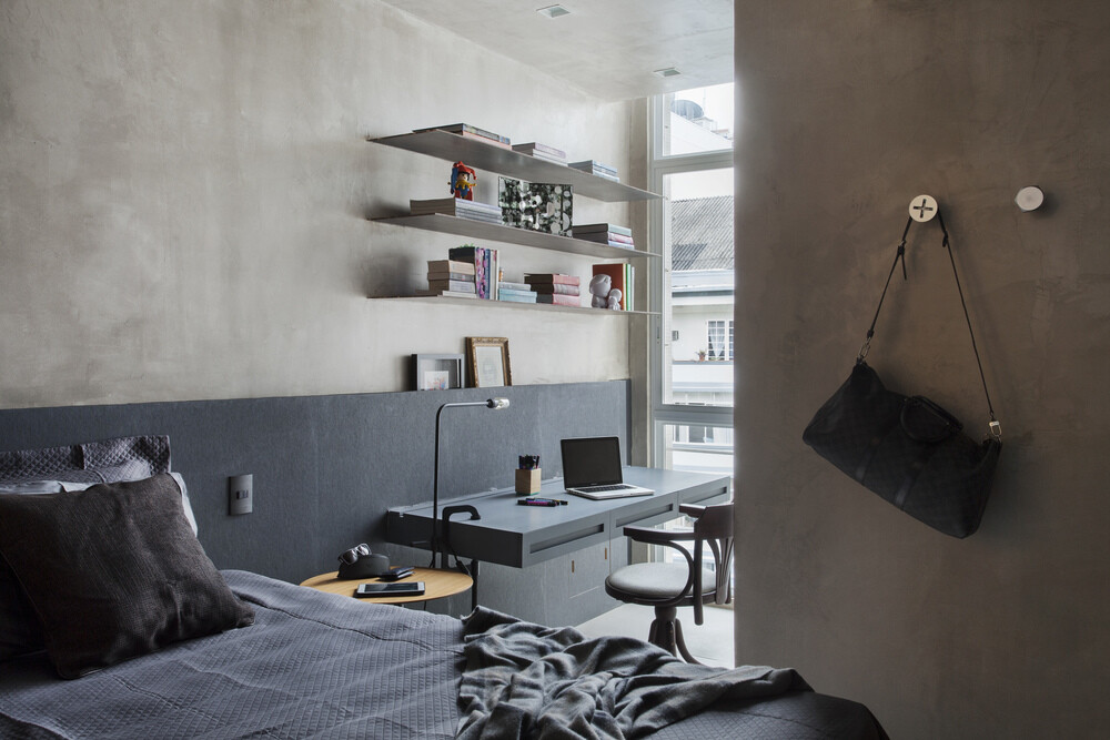 New York Style Apartment in Ipanema Automated and Controlled Via Ipad (6)
