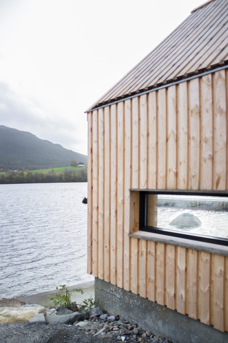 Old boat house converted into recreational space (6)