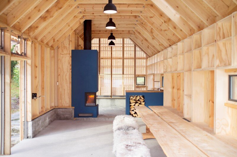 Old boat house converted into recreational space (7)
