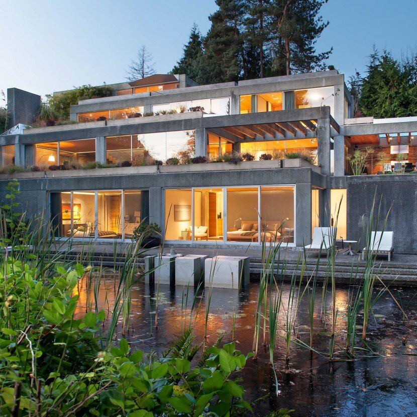 Renovations to the Renowned Eppich House in West Vancouver (1)