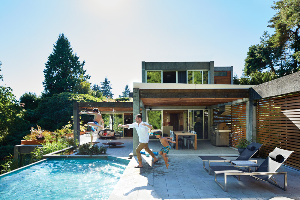 Renovations to the Renowned Eppich House in West Vancouver (12)