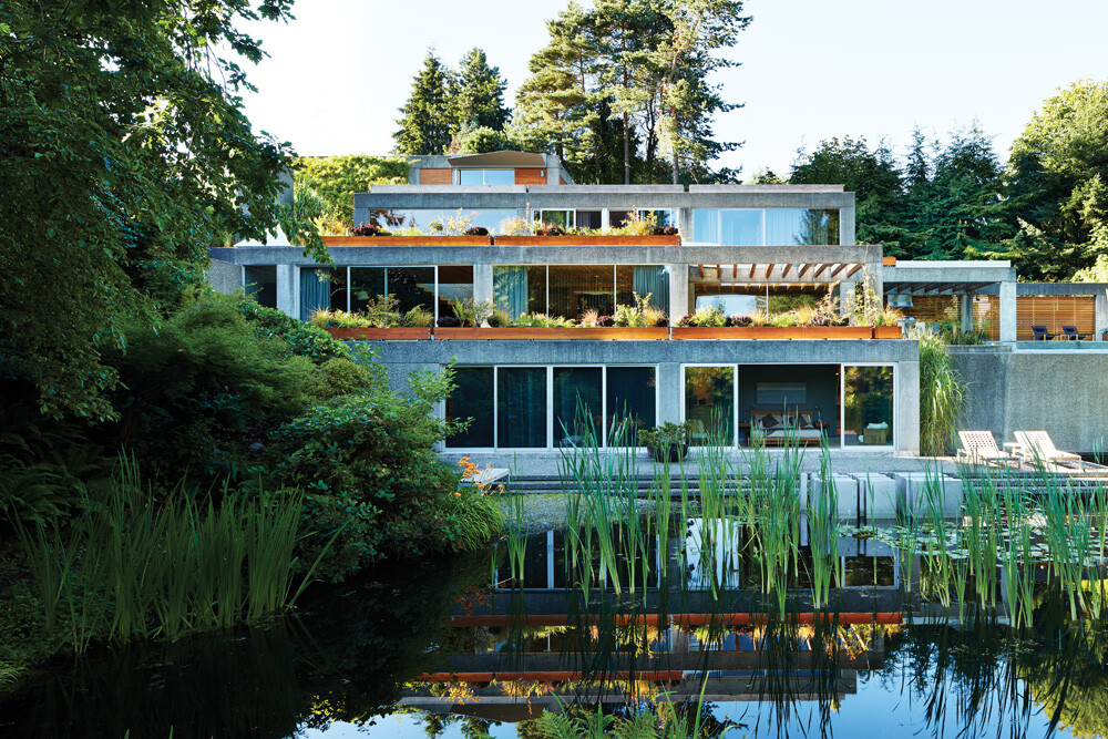 Renovations to the Renowned Eppich House in West Vancouver (14)