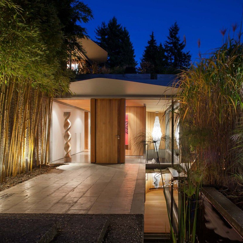 Renovations to the Renowned Eppich House in West Vancouver (2)