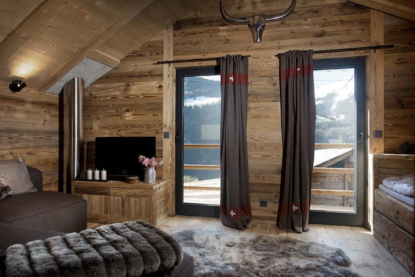 Old Barn Transformed into a Small Cottage for a Young Family 3