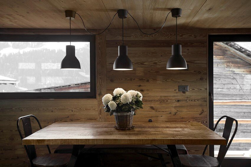 Old Barn Transformed into a Small Cottage for a Young Family 2