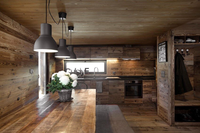 Old Barn Transformed into a Small Cottage for a Young Family 1