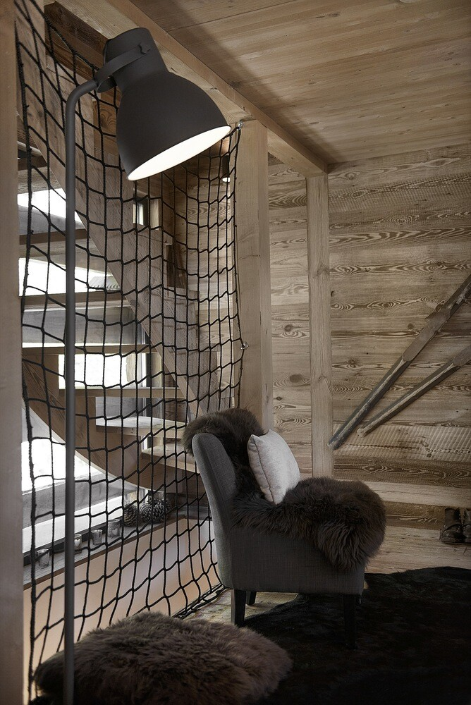 Old Barn Transformed into a Small Cottage for a Young Family 7