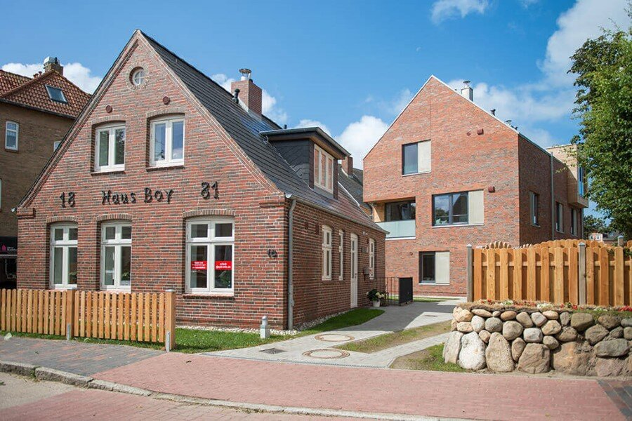 Sylt Lofts - 7 Suites in Scandinavian Style in the Historic Haus Boy (1)