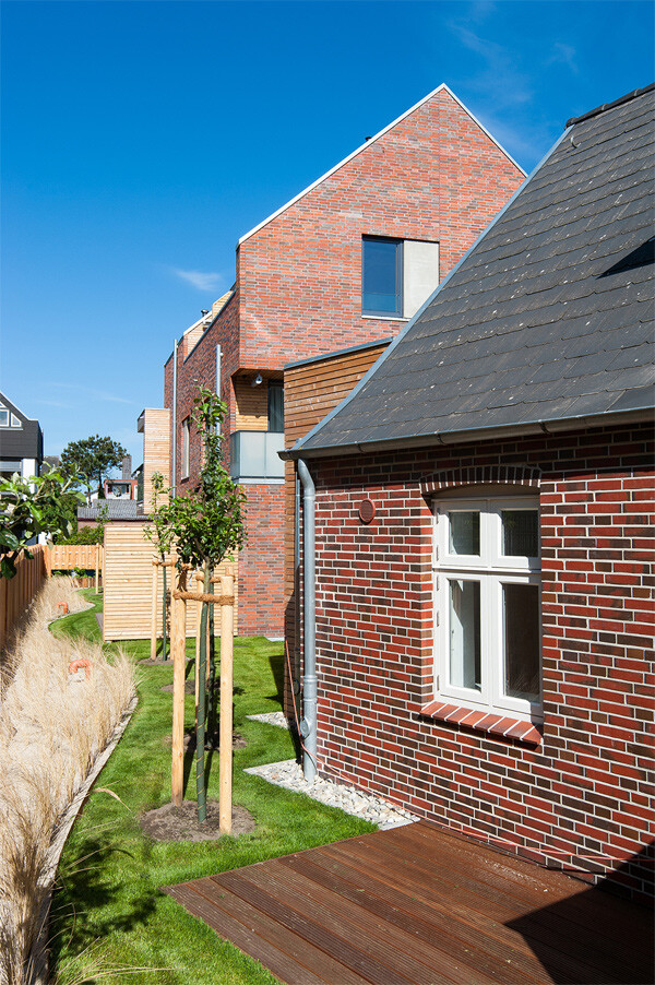 Sylt Lofts - 7 Suites in Scandinavian Style in the Historic Haus Boy (12)