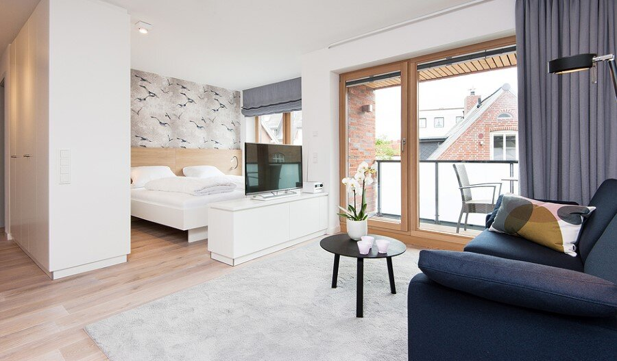 Sylt Lofts - 7 Suites in Scandinavian Style in the Historic Haus Boy (14)