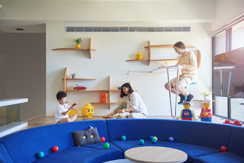 The Lego Play Pond House by HAO Design (9)