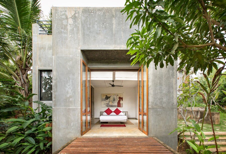 This Sri Lankan Beach Villa is Serene, Relaxed and Intimate (25)