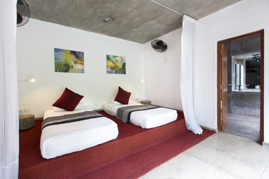 This Sri Lankan Beach Villa is Serene, Relaxed and Intimate (28)