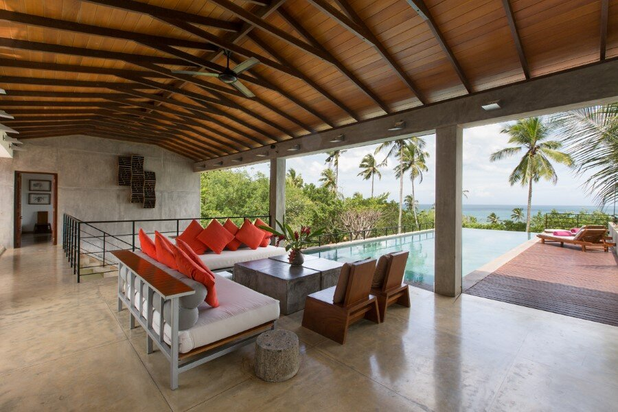 This Sri Lankan Beach Villa is Serene, Relaxed and Intimate (29)
