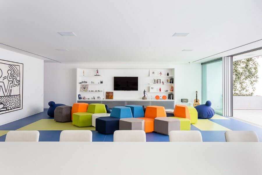 Toy House Was Conceived as a Huge Playground for a Growing Family (12)