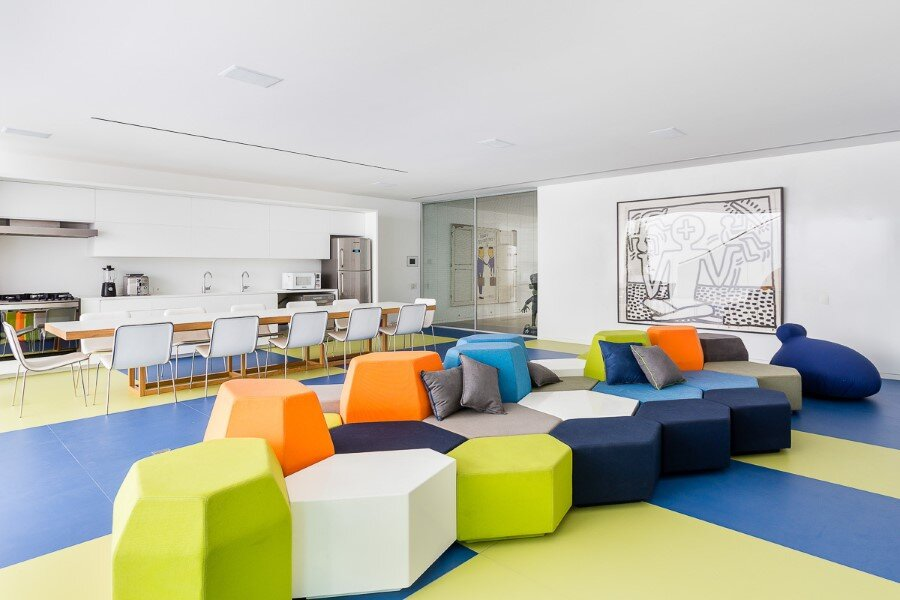 Toy House Was Conceived as a Huge Playground for a Growing Family (13)