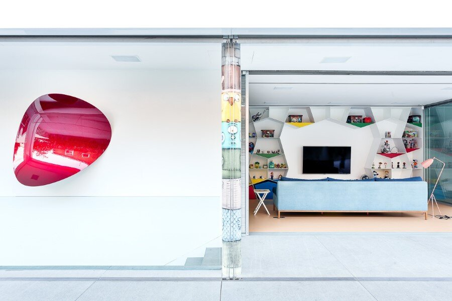 Toy House Was Conceived as a Huge Playground for a Growing Family (17)
