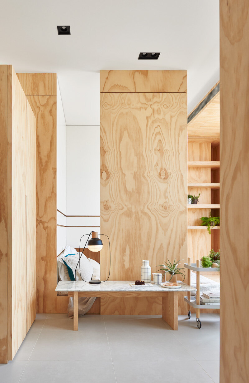33 Square Meters Compact House with Innovative Vertical Architecture and Natural Decor (12)
