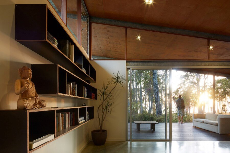 Western Australia - Bush House is Inspired by the Feelings of Camping