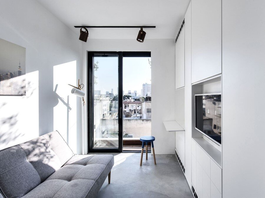 Duplex Penthouse Apartment with a Big Roof Terrace (17)