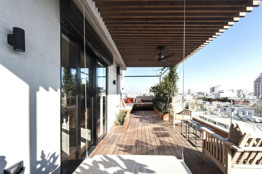 Duplex Penthouse Apartment with a Big Roof Terrace (21)
