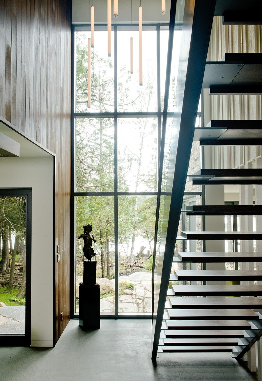 Gate Lake Chalet by Boom Town  Canada (10)