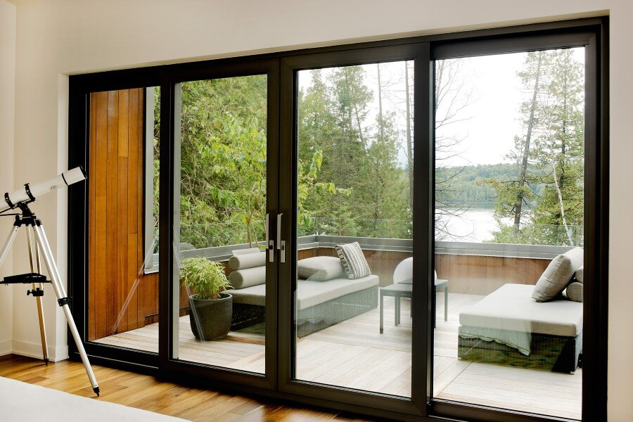 Gate Lake Chalet by Boom Town  Canada (13)