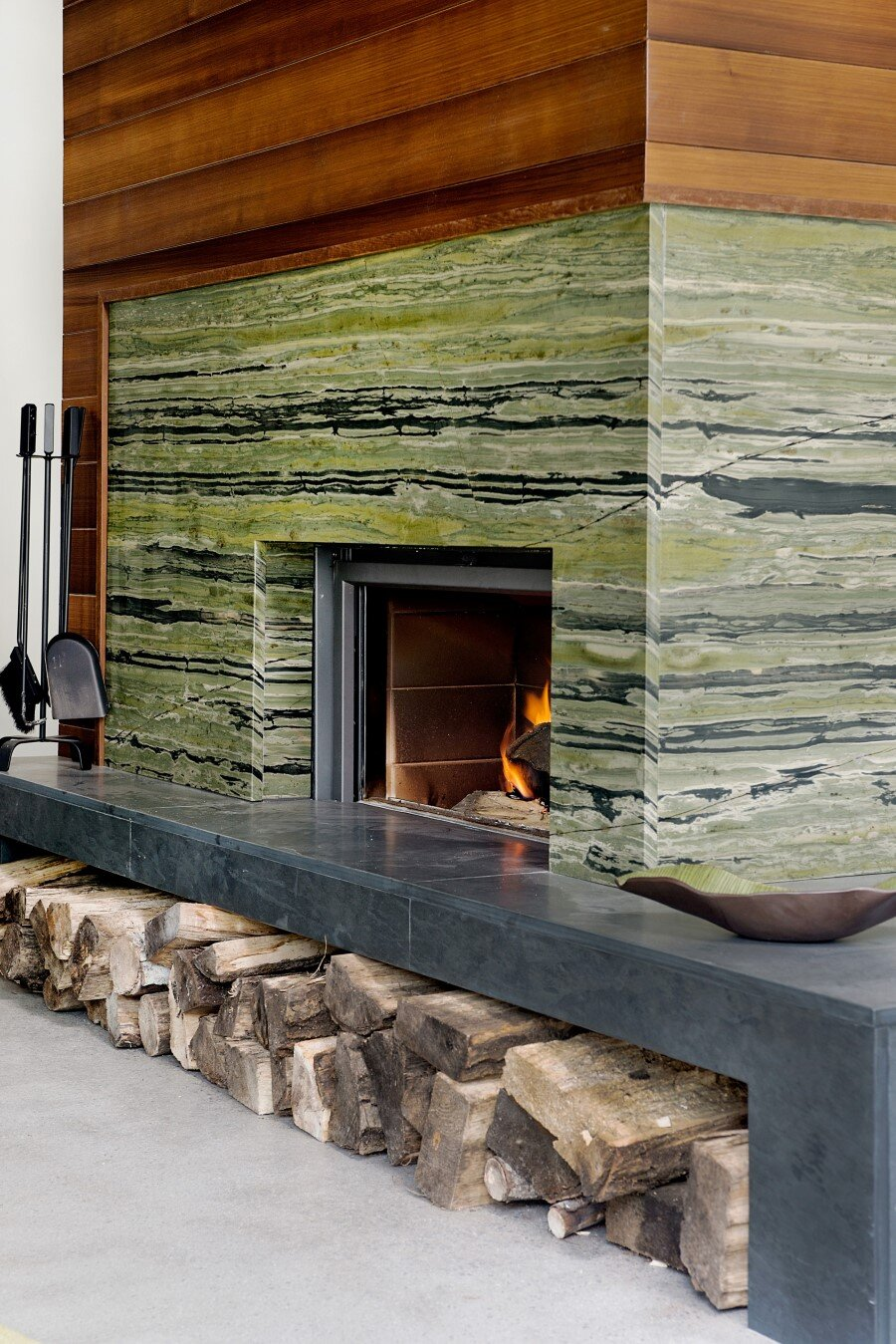 Gate Lake Chalet by Boom Town  Canada (22)