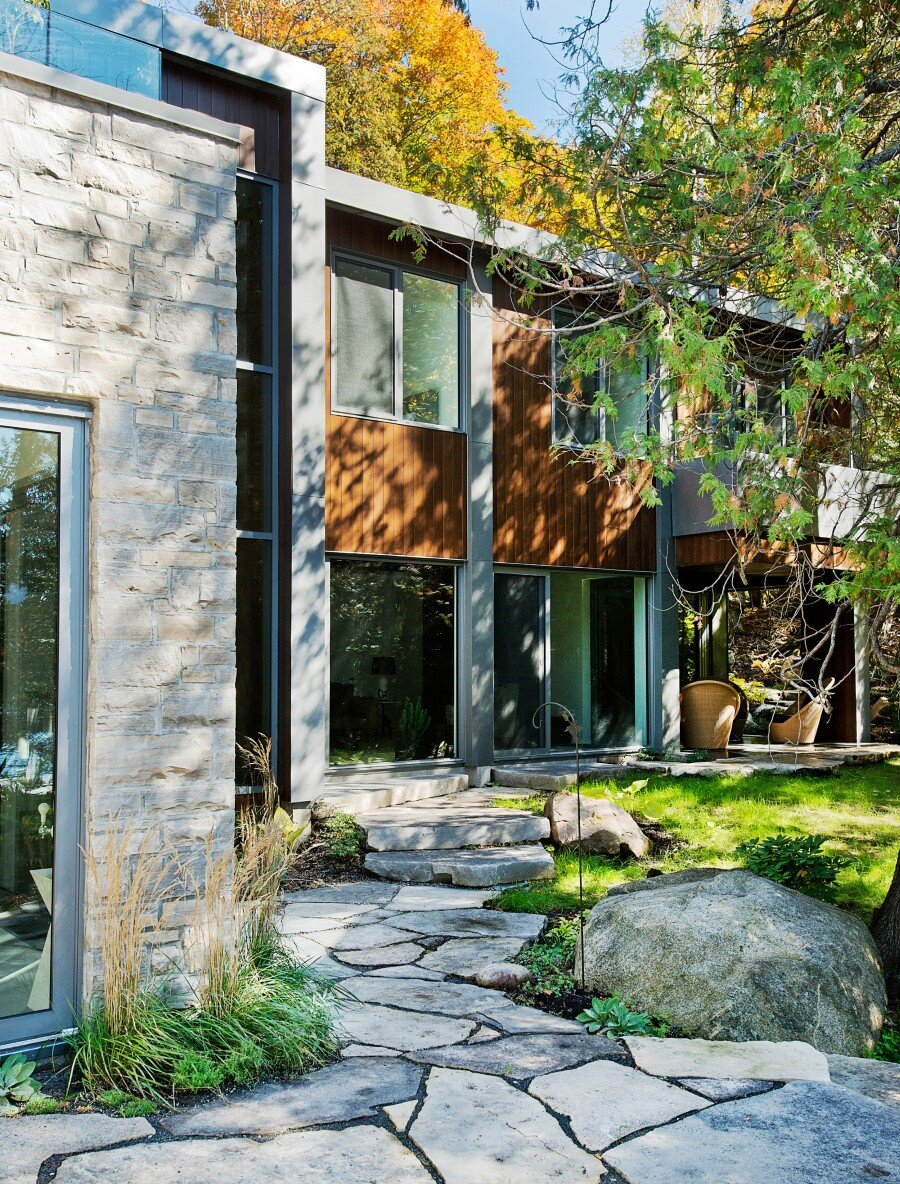 Gate Lake Chalet by Boom Town  Canada (3)