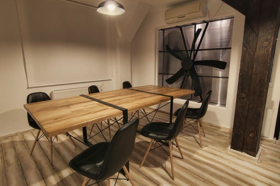 IT Office industrial style interiors designed by Ezzo Design (12)