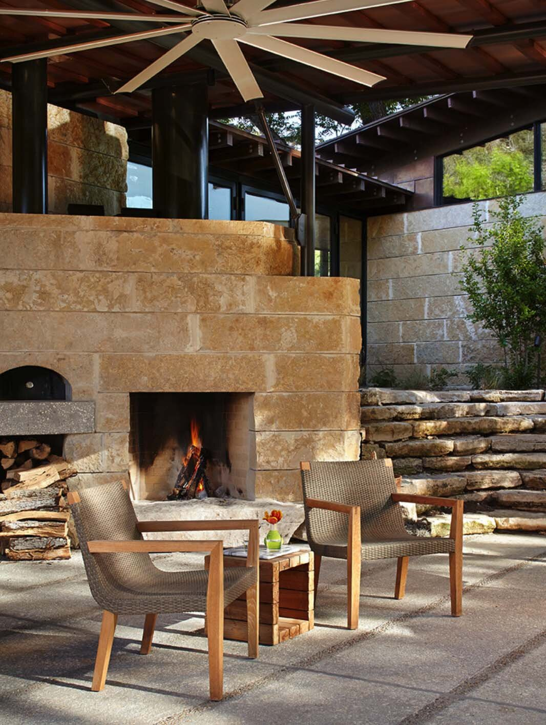 Mill Springs Ranch provides a water's edge retreat (2)