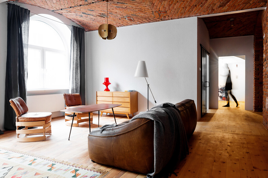 Charismatic Loft Apartment in an Old Marmalade Factory (1)