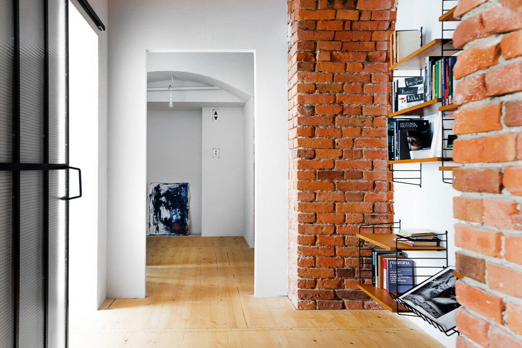 Charismatic Loft Apartment in an Old Marmalade Factory (2)