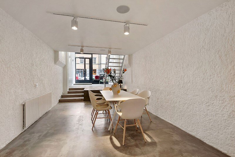Stockholm Loft Apartment  Clean Design and Industrial Feeling by Beatriz Pons (10)