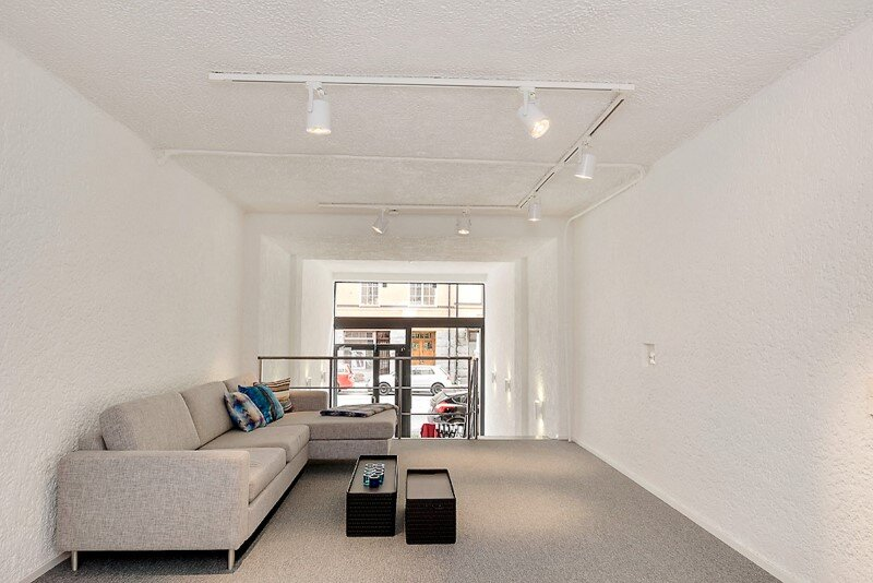 Stockholm Loft Apartment  Clean Design and Industrial Feeling by Beatriz Pons (12)