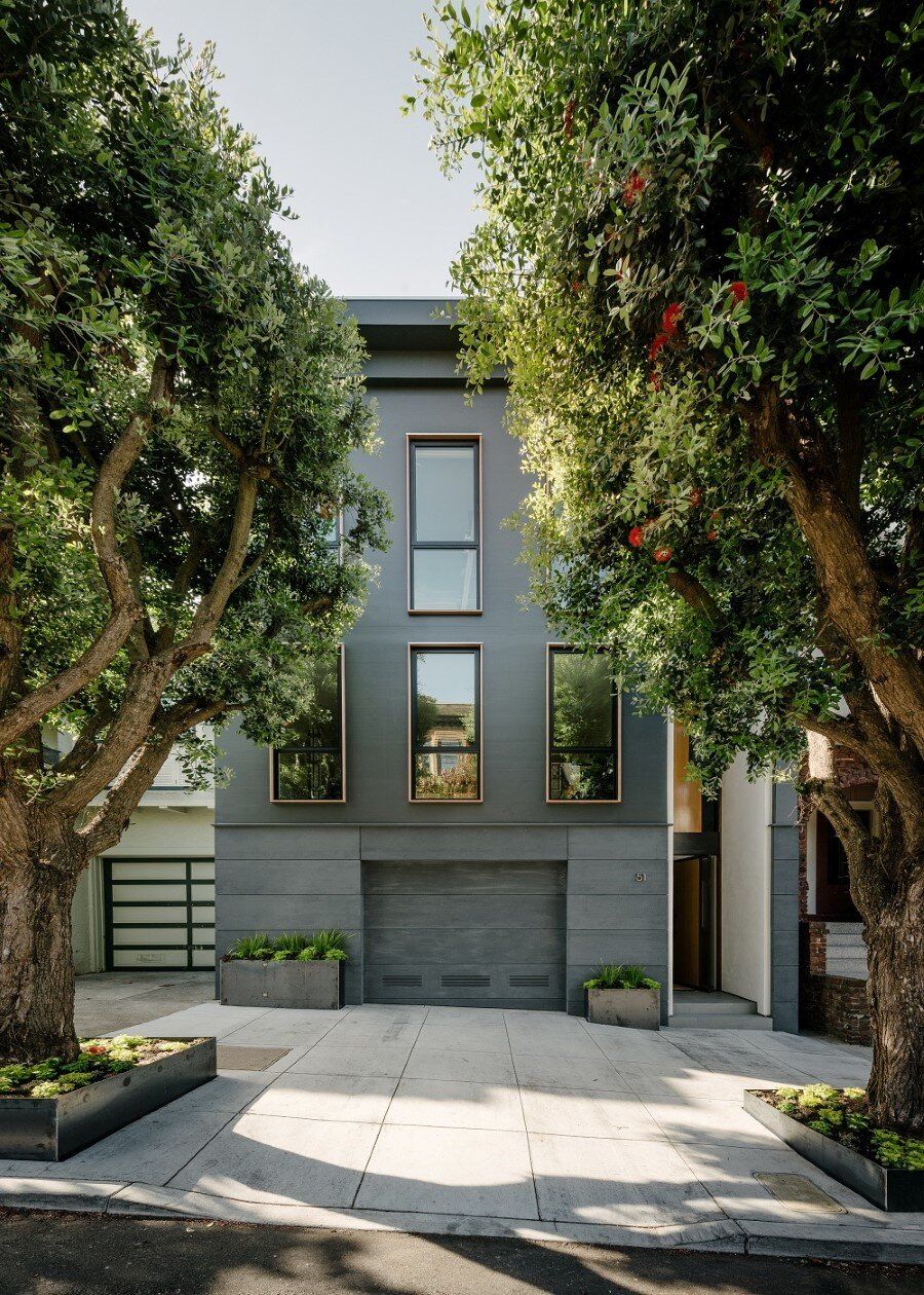 Unconventional Three-Story Atrium House in San Francisco (2)
