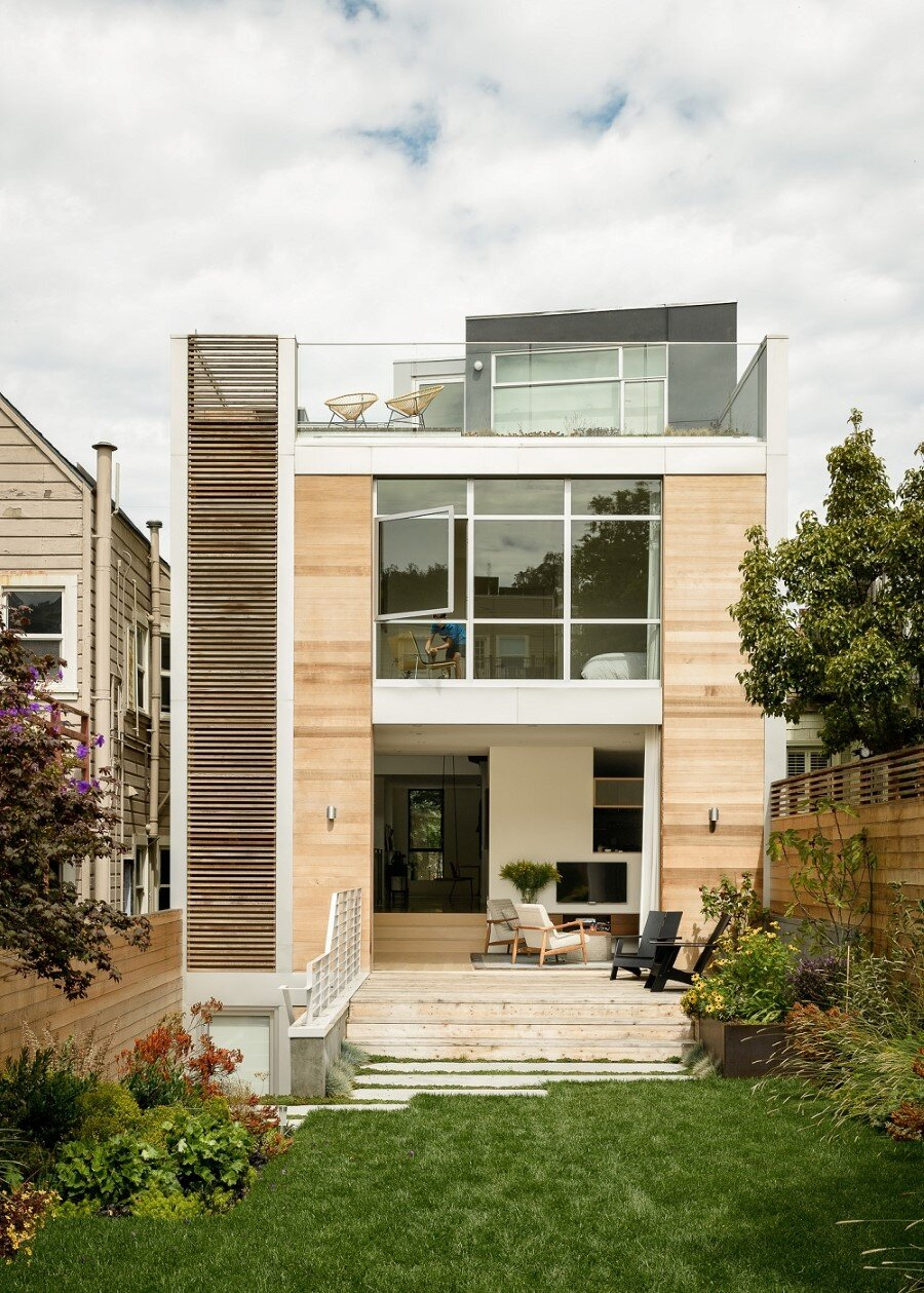 Unconventional Three-Story Atrium House in San Francisco (3)