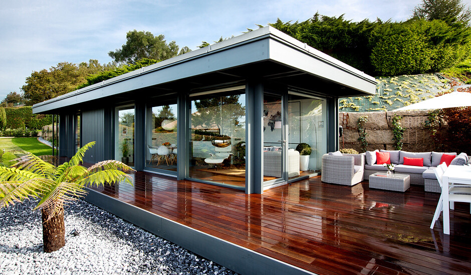 Unique Ocean Home by Modular System (1)