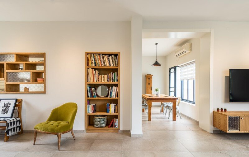 Ain Hod House provides a calm and pastoral atmosphere (6)