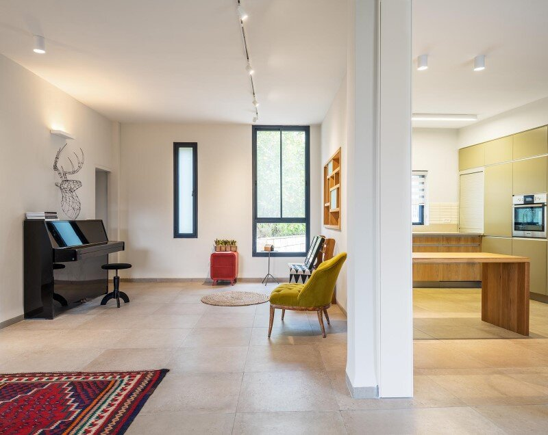 Ain Hod House provides a calm and pastoral atmosphere (9)