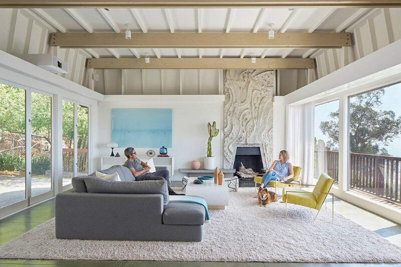 Berkeley Hills House Remodel of 1965 House by YamaMar Design (1)
