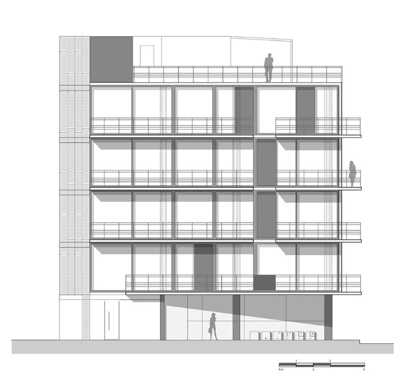 Just BE Apartments Designed with Two Very Different Façades (14)