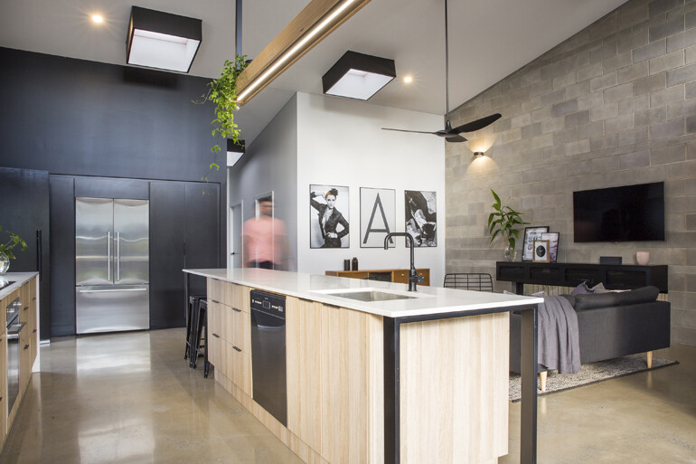 Laneway House by 9point9 Architects (8)