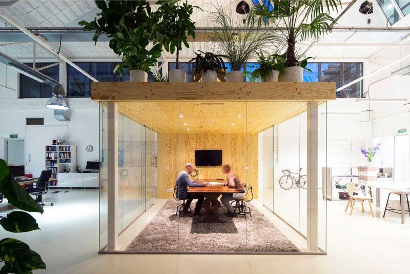 Loft Office for Architecture in Rotterdam (1)
