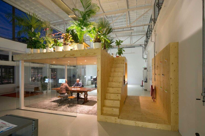 Loft Office for Architecture in Rotterdam (3)