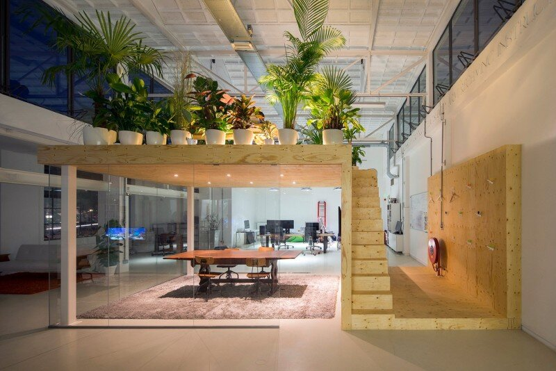 Loft Office for Architecture in Rotterdam (8)