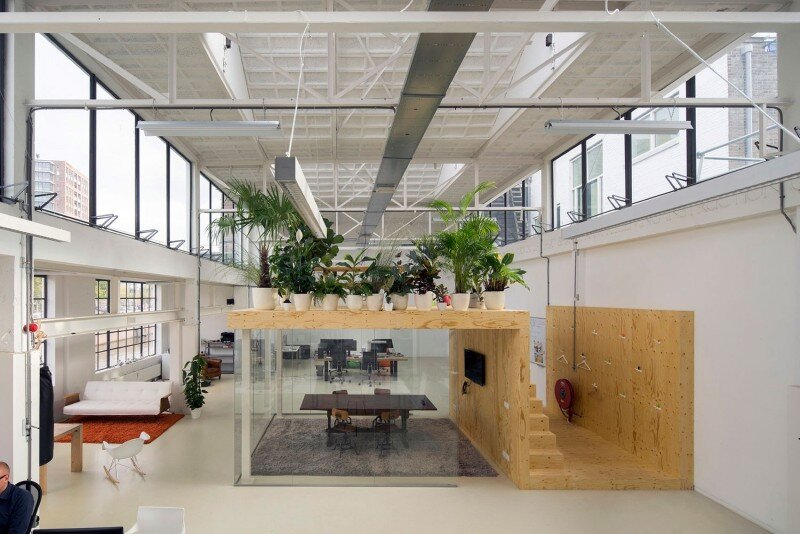 Loft Office for Architecture in Rotterdam (9)