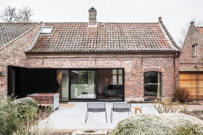 Old Farmhouse Renovation - The Perfect Balance Between Old and New (1)