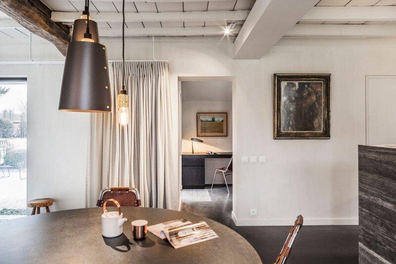 Old Farmhouse Renovation - The Perfect Balance Between Old and New (10)
